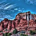 Chapel Of The Rock by Doc Hafferty