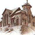 Chapel On The Rock by Larry Prestwich