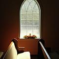 Chapel Window by Randy Shannon