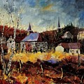 Chapelle D'havenne  by Pol Ledent