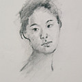 Charcoal Series 3            by Becky Kim