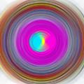 Charcoal Spiral by Prakash Ghai