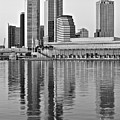 Charcoal Tampa by Frozen in Time Fine Art Photography