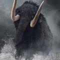 Charging Mammoth by Daniel Eskridge