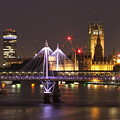 Charing Cross Bridge by Andrew Ford