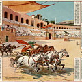 Chariot Races To Byzantium by MotionAge Designs