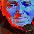 Charles Aznavour by David Conin