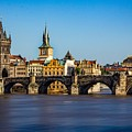 Charles Bridge by Dorothy Binder