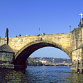Charles Bridge, Prague by Buddy Mays
