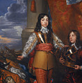 Charles II - King Of Scots And King Of England by Mountain Dreams