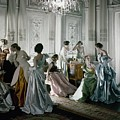 Charles James Gowns by Cecil Beaton