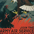 Join The Army Air Service by Define Studio