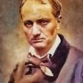 Charles Pierre Baudelaire, Literary Legend by Sarah Kirk