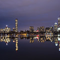 Charles River Clear Water Reflection by Toby McGuire