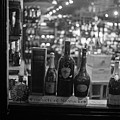 Charles Street Boston Ma Wine In The Window by Toby McGuire