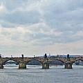 Charles Street Bridge by Paul Pobiak