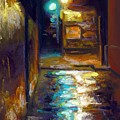 Charleston Alley by Cameron Hampton PSA