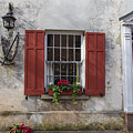 Charleston Anchor And Doorway by John McGraw