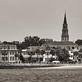 Charleston Battery South Carolina Sepia by Dustin K Ryan