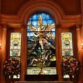 Charleston Church by Kathleen Struckle