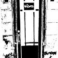 Charleston Door by Ashley Galloway