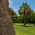 Charleston Fortification by Dale Powell