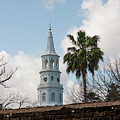 Charleston Historic Church Bell Tower by Dale Powell