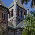Charleston Historic Church by James Woody