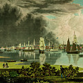 Charleston In 1838 by Dale Powell