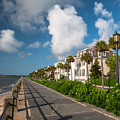 Charleston Sc Battery by Dale Powell