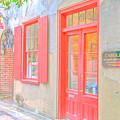 Charleston Sc Catfish Row by Dale Powell