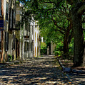 Charleston Side Street by TJ Baccari