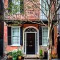 Charleston Townhouse  by Harriet Feagin