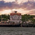 Charleston Wharf by Dale Powell