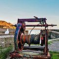 Charlestown Winch by Terri Waters