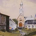 Charlevoix Quebec by Mary Ellen Mueller Legault