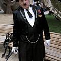 Charlie Chaplin by Michael Diggin
