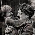 Charlie Chaplin by Sergey Lukashin