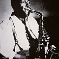 Charlie Parker by American School