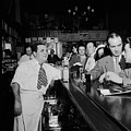 Charlie's Tavern N Y C 1947 by Mountain Dreams