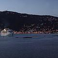 Charlotte Amalie At Dusk by Gary Lobdell