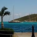 Charlotte Amalie Harbor by Christopher James