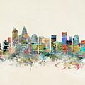 Charlotte City by Bri Buckley