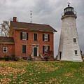Charlotte-genesee Lighthouse by Capt Gerry Hare