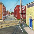 Charlottesville Street by Tatiana Gracheva