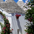 Charming Trulli by Carla Parris