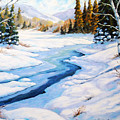 Charming Winter by Richard T Pranke