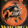 Charms Of The Witching Hour by Joel Payne
