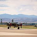 Chase Plane by Jon Burch Photography