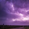 Chasing Nebraska Lightning 012 by NebraskaSC